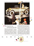 Cadillac Ad, 1925 Posters