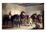 Herring: Racing, 1845 Giclee Print by John Frederick Herring Jnr