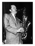 Lester Young (1909-1959) Posters