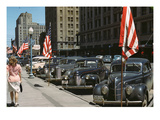 Nebraska: Lincoln, 1942 Prints by John Vachon