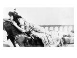 Sarah Bernhardt (1844-1923) Giclee Print by Napoleon Sarony