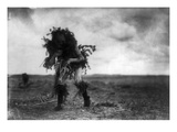 Navajo Dancer, c1905 Premium Giclee Print by Edward S. Curtis
