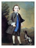 Badger: John Joy, Jr Giclee Print by Joseph Badger
