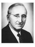 Friedrich Von Hayek Giclee Print