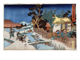 Japan: Chushingura Prints by Sadahide Utagawa