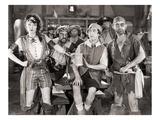 Silent Film Still: Pirates Posters