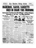 Sacco and Vanzetti, 1927 Prints