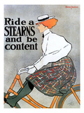 Bicycle Poster, 1896 Prints by Edward Penfield