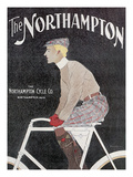 Bicycle Poster, 1899 Giclee Print by Edward Penfield