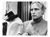 Marlon Brando (1924-2004) Giclee Print by Bernardo Bertolucci