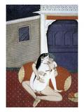 Kama Sutra, 19th Century Giclee Print
