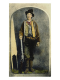 William H Bonney Giclee Print