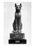 Egypt: Goddess Bastet Print