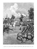 Washington's Army, 1776 Prints by Howard Pyle