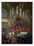 Paris: Notre Dame, 1841 Posters by Eugène Viollet-le-Duc