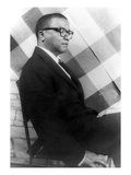 Billy Strayhorn (1915-1967) Giclée-Druck von Carl Van Vechten