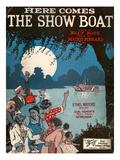 Sheet Music Cover, 1927 Giclee Print