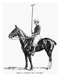 Polo, 1891 Giclee Print