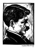 Edward Alexander MacDowell Giclee Print by Samuel Nisenson