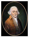 John Adams (1735-1826) Giclee Print by Cornelius Tiebout