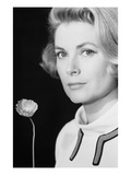 Grace Kelly (1928-1982) Giclee Print by Yul Brynner