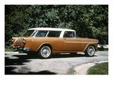 Chevrolet, 1957 Poster