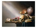 Steenwyck: Still Life Giclee Print by Harmen van Steenwyck