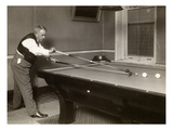 Billiard Player, c1907 Giclee Print