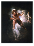 Midsummer Night's Dream Print by Henry Fuseli