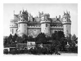 France: Chateau Print