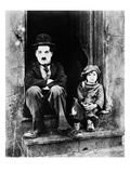 Chaplin: The Kid, 1921 Print by Charlie Chaplin