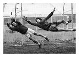 Soccer Goalies, 1974 Prints
