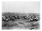 South Dakota: Camp, c1891 Prints by John C.H. Grabill