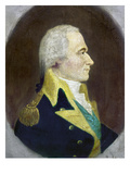 Alexander Hamilton Giclee Print by William J. Weaver