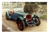 Auto: Alfa-Romeo, 1933 Giclee Print