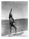 Sioux Invocation, c1907 Giclee Print by Edward S. Curtis
