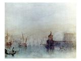 Turner: Venice, 1840 Print by J. M. W. Turner