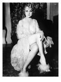 Carol Lombard (1908-1942) Giclee Print