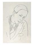 Sergei Prokofiev (1891-1953) Giclee Print by Natalia Goncharova