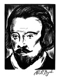 William Byrd (c1540-1623) Premium Giclee Print by Samuel Nisenson
