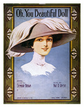 Song Sheet Cover, 1911 Prints
