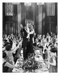 Silent Film Still: Parties Premium Giclee Print
