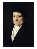 Gioacchino Rossini Giclee Print by Vincenzo Camuccini