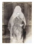 Spirit Photograph, c1896 Giclee Print by Paul Nadar