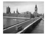 London: Parliament Print