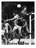 England: Soccer Match, 1977 Prints