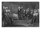 Constitutional Convention Giclee Print by Michael Angelo Wageman