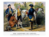 John Andre (1750-1780) Print by  Currier & Ives