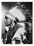 Shoshone Native American Giclee Print by  Rose and Hopkins