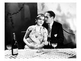 Film Still: Couple Giclee Print